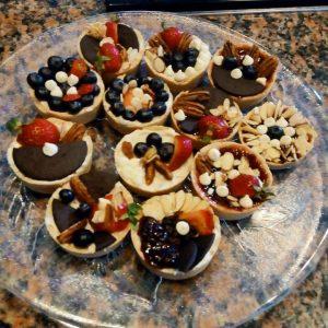плодови тарти