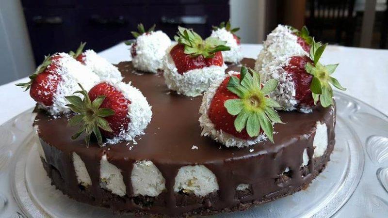 кокосова торта