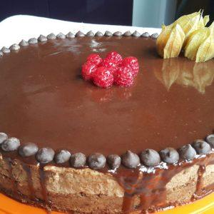 """торта """"Троен шоколад"""""""