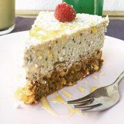 сурова торта коко